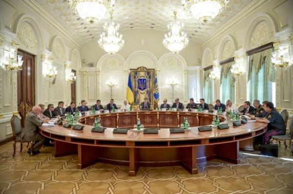 Американските марионетки в Киев послушно вписват Русия сред враговете