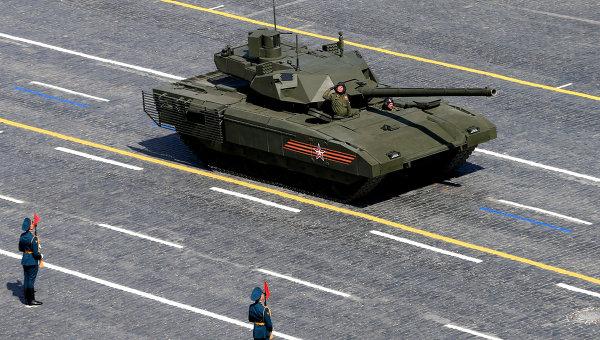 """Русия подготвя първия """"роботизиран"""" танк"""