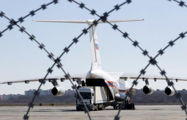 Гръцка медия: България е отказала на Русия въздушен коридор за самолетите с хуманитарна помощ за Сирия