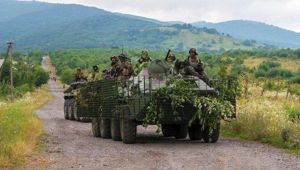 ДНР: Украинските военни в Донбас дълго време не са знаели за примирието