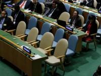 Делегацията на Украйна напусна залата на Общото събрание на ООН преди речта на Путин