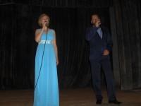 Любими руски песни прозвучаха в Сливен, изпълнени от Елена Маленких и Иля Баланчук