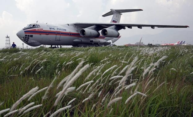 Иран даде въздушен коридор на руските самолети с хуманитарна помощ