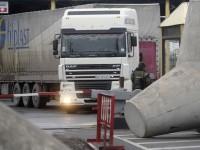 ФСБ: Стоките от Украйна не могат да преминат на нито един от трите пропускателни пункта в Крим