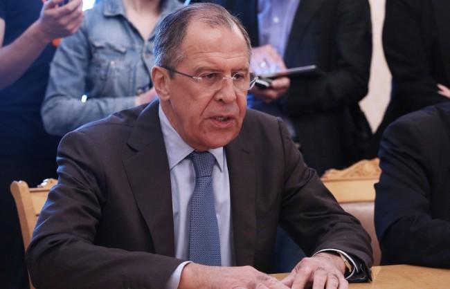 Лавров: Руски военни има в Сирия от много години