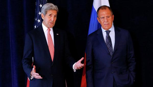 Лавров: Целта на създаването на координационен център в Багдад е борбата срещу ИД