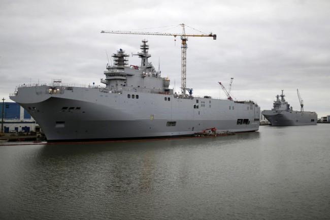 """Медии: Москва ще предложи на купувача на """"Мистрал""""-ите руски хеликоптери"""
