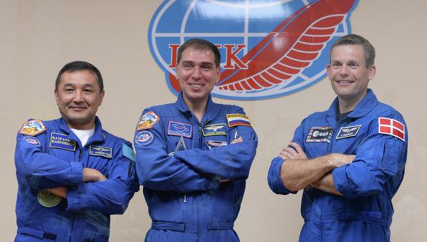 Русия изпрати нова експедиция на МКС