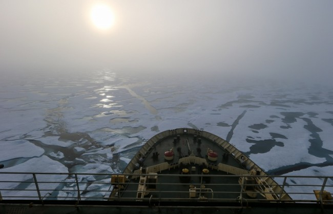 Новосибирски учени доказаха съществуването на два древни континента, образували Арктика.