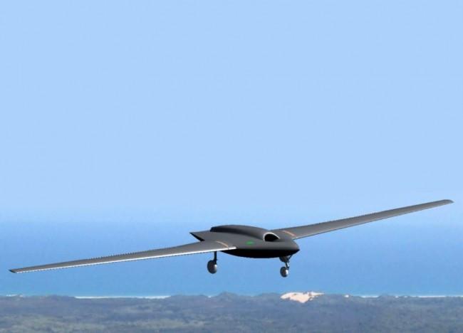В Русия създават височинен безпилотен самолет-stealth