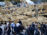 Отбранителната способност на Русия демонстрира устойчив ръст