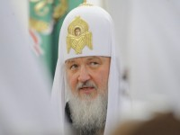 Патриарх Кирил: Господ ще възнагради с мир историческа Рус