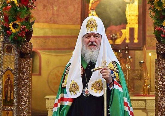 Патриарх Кирил: Огромни сили са хвърлени за разрушаването на духовното единство