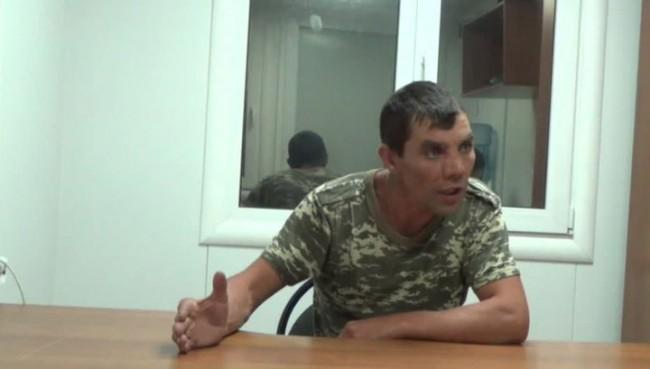 """Още един пиян украински войник отишъл в Крим да се """"побратимява"""""""