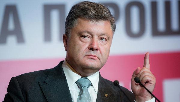Порошенко призова целия свят да се обедини срещу Русия