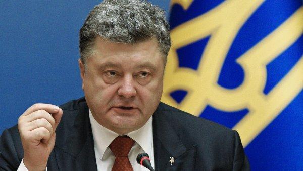 Медии: Порошенко отложи мобилизацията заради затишието в Донбас
