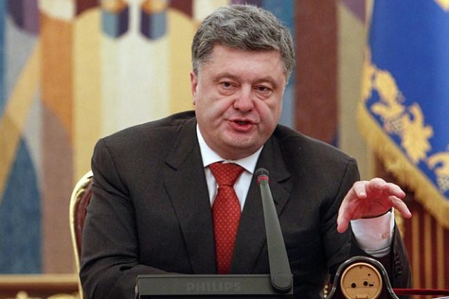 Порошенко: На американците им е интересно да се научат как да бият Русия