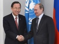 Лавров: В речта си в ООН Путин ще засегне темите за кризата в Украйна и ситуацията в Сирия