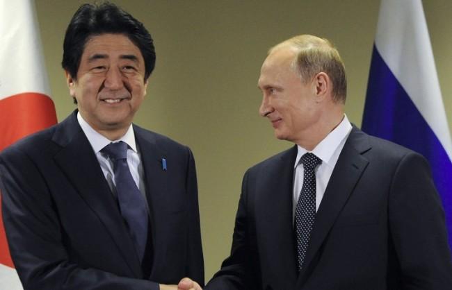 Путин: Между Москва и Токио се наблюдава засилване на контактите в различни области
