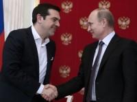 Путин разчита на продължаване на диалога и укрепване на сътрудничеството между Русия и Гърция