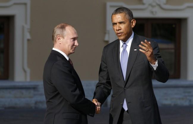 Путин ще се срещне с Обама по време на посещението си в ООН
