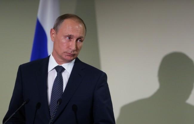 Путин не забелязал отсъствието на Порошенко от залата на ООН