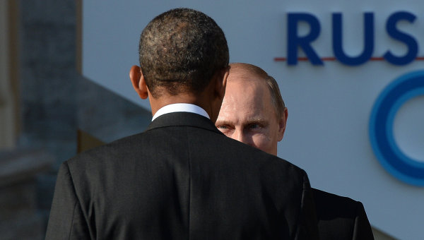 Washington Times: Путин ще покаже на Обама как да се държи в Сирия