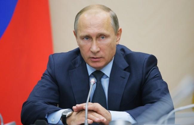 Путин: Присъствието ни в Сирия се изразява в доставките на оръжие на правителството