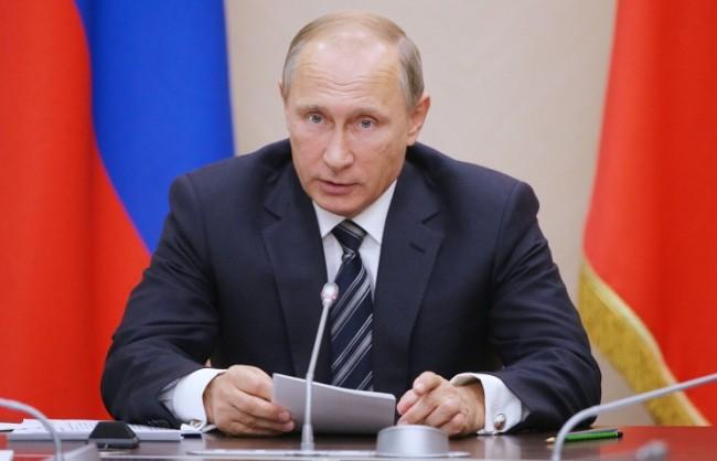Путин: Русия ще подкрепя сирийската армия по въздух без сухопътна операция