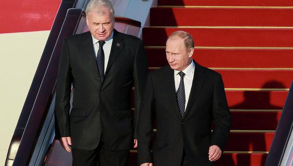 Путин: Икономическата турбулентност няма да попречи на големите проекти на РФ и Китай