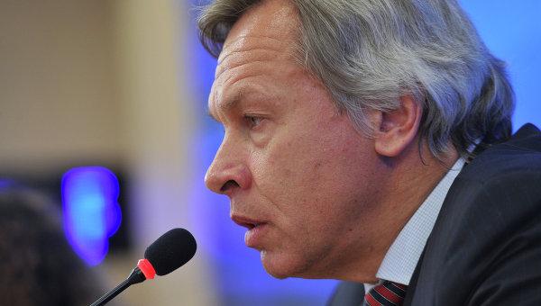 Пушков: РФ се стреми към ефективна, а не към фиктивна коалиция срещу ИД
