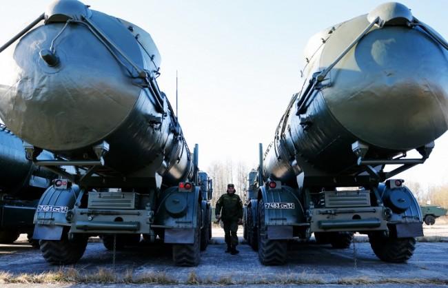 В Русия започнаха мащабни учения на РВСН