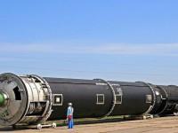 """Русия се готви за изпитанията на най-новата междуконтинентална ракета """"Сармат"""""""