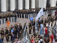 Аваков: Още един боец от Националната гвардия почина след сблъсъците пред Радата
