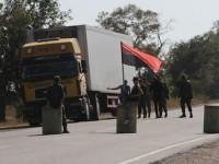 Украинските националисти искат по хиляда долара от шофьорите, за да минат кримската граница