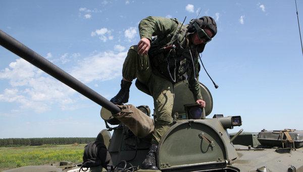 Войските в Централна Русия са приведени в пълна бойна готовност в рамките на внезапна проверка