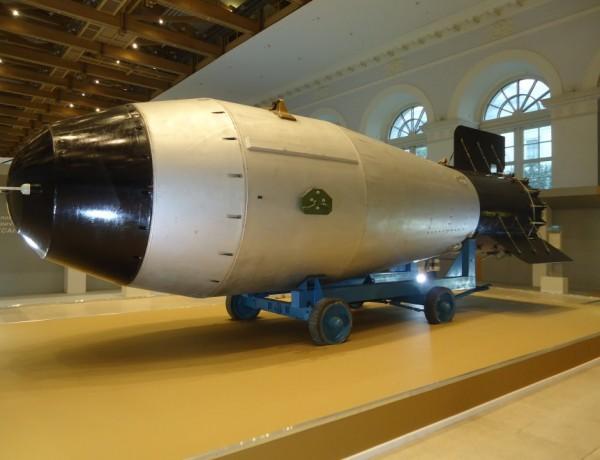 Москва показа Цар Бомба, която уплаши Америка