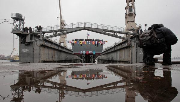 Четири ракетни кораба от ВМФ на РФ ще проведат учения в Средиземно море