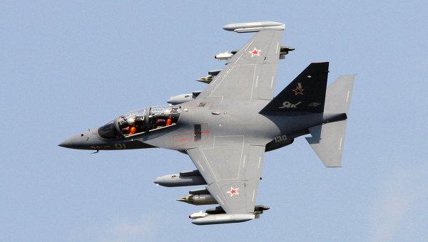 Як-130 ще може да нанася удари извън зоната на действие на ПВО