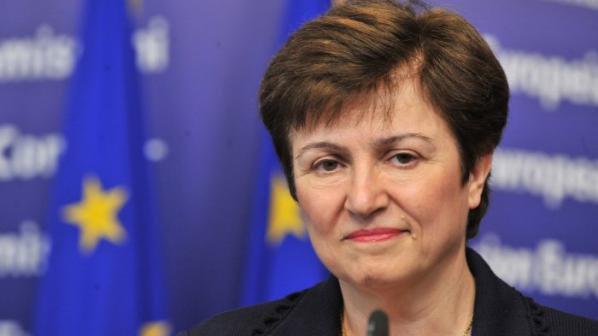 """Кристалина Георгиева се надява на България да не се наложи да бъде """"гореща точка"""""""