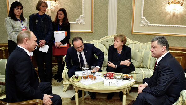 """Русия отказа среща на """"Нормандската четворка"""""""