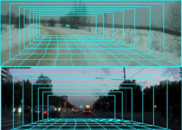 Руски безпилотни автомобили получават фовеално зрение