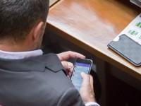 Украински депутат върти търговия със сланина в Радата