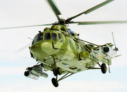 Индия купува 48 хеликоптера Ми-17 от Русия за 1,1 млрд. долара