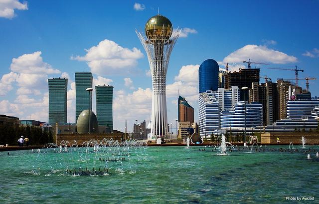 Казахстан разглежда протестна нота от украинското посолство