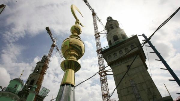 В Москва ще отвори врати гигантска джамия