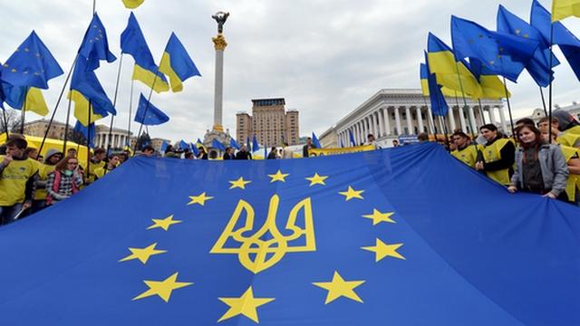 51% от украинците са за влизането в ЕС