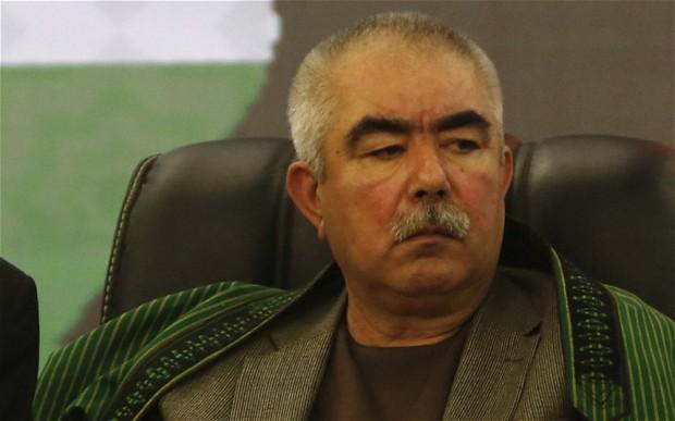Вицепрезидентът на Афганистан моли Русия за военна помощ