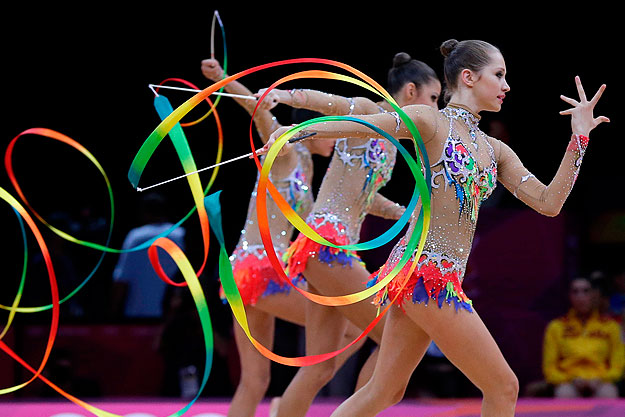 Защо руските гимнастички са гъвкави и грациозни