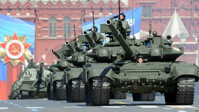 Русия влезе в топ 3 лидери по военна мощ
